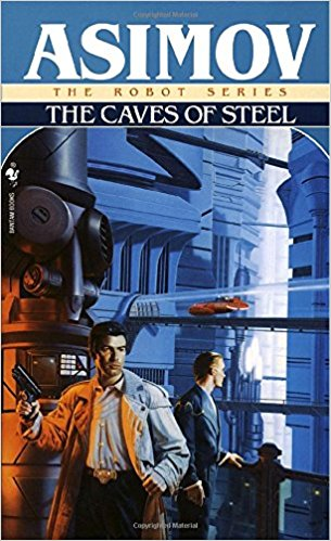 Front cover of Caves of Steel